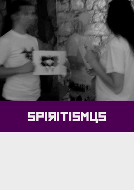 Schloss - Spiritismus (42x29): 90 €