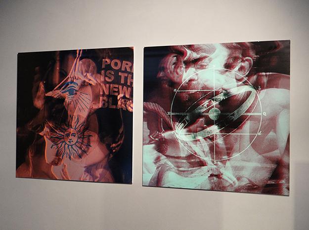 U kontrapunktu: Preklapanja, postav - Galerija Decumanus