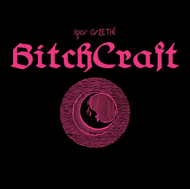 U kontrapunktu: Preklapanja - logo izložbe BitchCraft