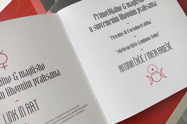 Primordijalno & magijsko u suvremenim likovnim praksama, katalog