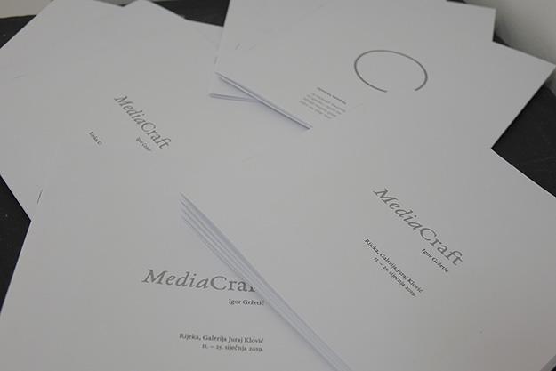 MediaCraft, Rijeka, katalozi