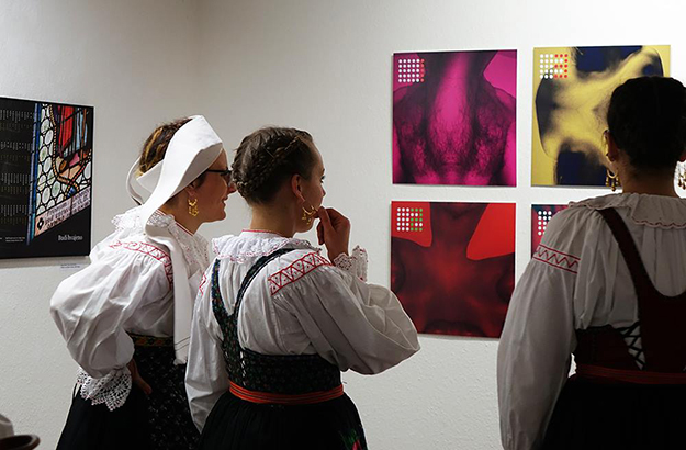 Komunicirajmo baštinu, Muzej Pachen, otvorenje izložbe