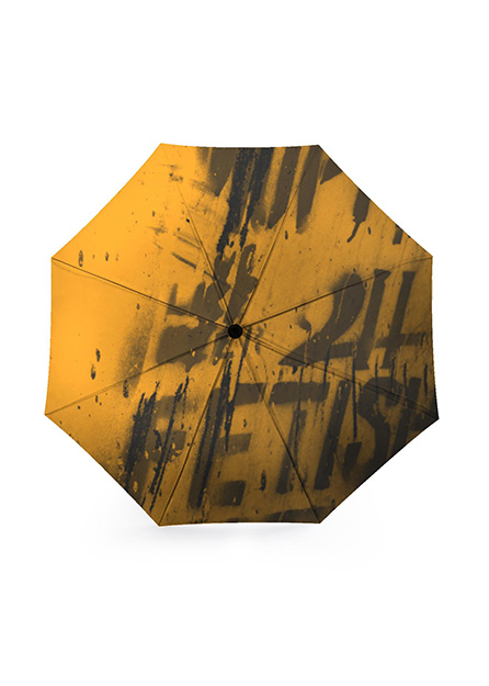 FOLDABLE UMBRELLA ARTWORK: Onfall!