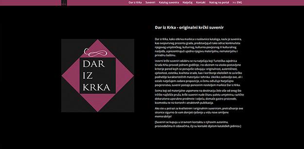 Portal Dar iz Krka